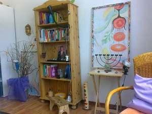 Mein Behandlungszimmer